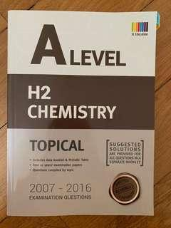 A level H2 chem TYS topical
