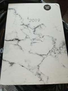 2019 diary TYPO