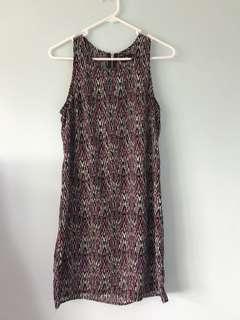 DOTTI patterned dress