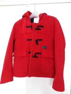 Chocoolate 红色外套