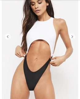 Brand new cut out one piece