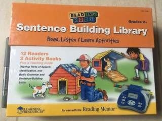 Learning Resources Sentence Building Library