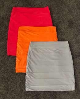 Kookai bandage skirts - Size 1 #goodbye2018