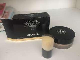 Vitalumiere loose powder foundation
