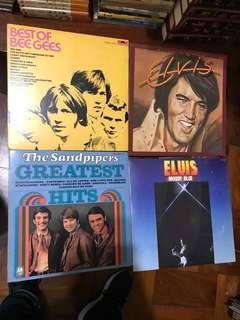 黑膠唱片Vinyl records/Gramophone records