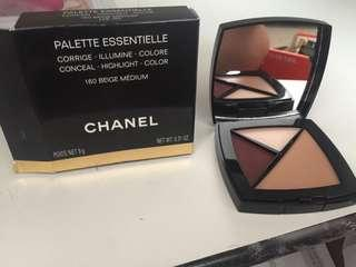 Palette conceal highlight