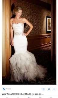 BRAND NEW Vera Wang Wedding Dress