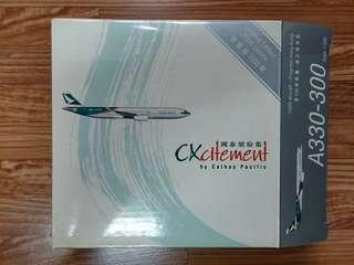 Cathay Pacific 100th aircraft limited edition