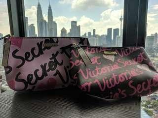 Victoria's Secret Makeup Bag & Pouch