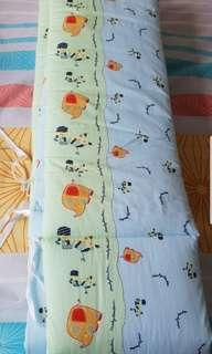 Baby Cot Bumper full size