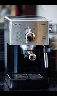 Philips saeco 咖啡機 coffee machine