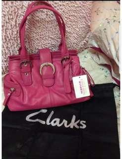 Original Tiny Fleur @Clarks Full Leather _peble leather