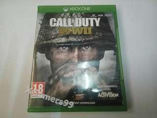 Xbox One Call Of Duty WW2
