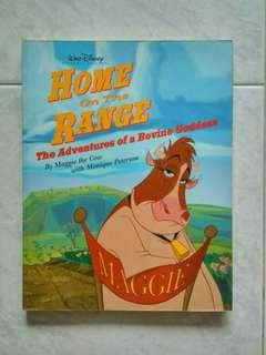 Walt Disney Home on the Range