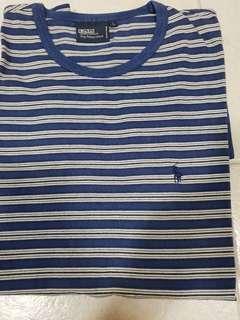Authentic Polo RL Mens T'shirt Sz L