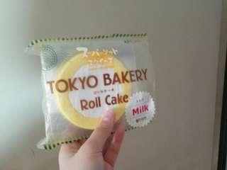 Cake roll squishy