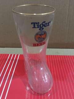 Collectible TIGER Beer Glass (Set of 4)