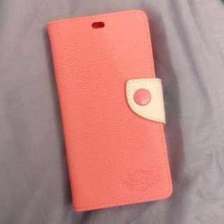 🚚 Sony  Xperia z 可站立皮套 手機殼 翻蓋皮套