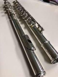Professional Yamaha Flute