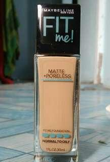 Maybelline Fit Me 128