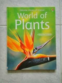 Usborne Libry of Science World of Plants