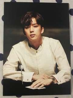 B.A.P Noir Young Jae Official Postcard