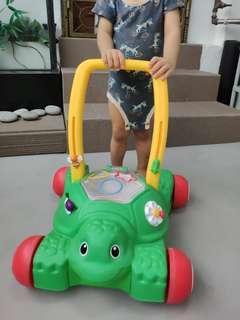 Little Tikes turtle mower / Baby walker