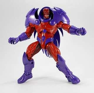Marvel Legends red onslaught baf