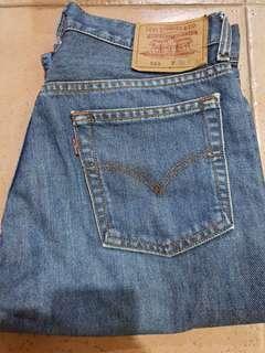 Levi's  Mens Jeans 553, W30
