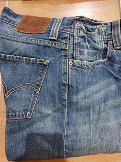 Levi's Mens Jeans 523 W31
