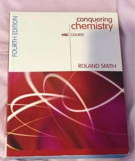 Conquering chemistry HSC 4th edition
