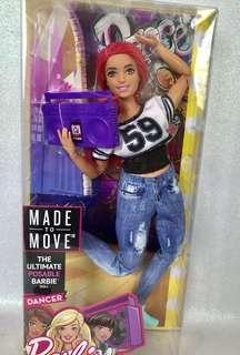 Barbie Made to Move Curvy
