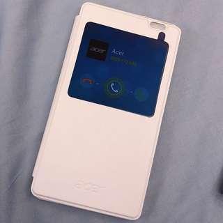 🚚 Acer Liquid X1 電池蓋保護殼 手機殼 掀蓋式手機殼