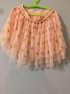 🚚 星星紗褲裙