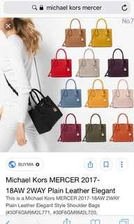Michael Kors MERCER brand new with tag