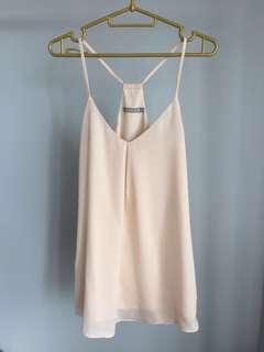 Pastel pink halter top #NEW99