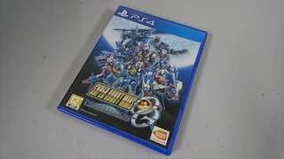 PS4 Super robot wars og the moon dwellers 機戰og 中文版