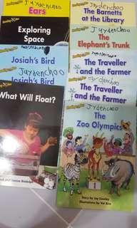 Reading bee n1 n2 k1 k2 readers