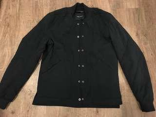 Wings and horns jacket small