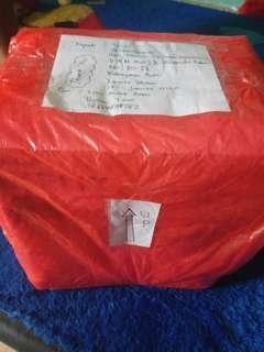 Shipment today