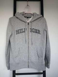 Tommy Hilfiger 簡約灰色外套