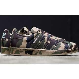 🚚 Adidas superstar camo