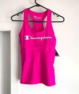 Champion Sports tank top  #goodbye2018