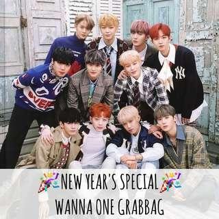 Wanna One Grabbags
