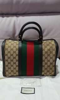 Brand new Gucci Boston