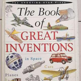🚚 The Book of Great Inventions