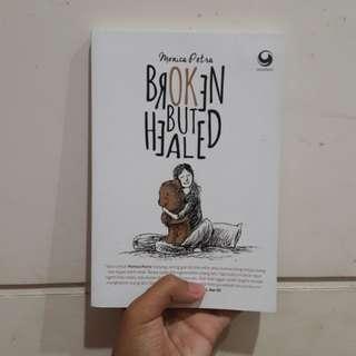 Ebook : Broken but Healed bu Monica Petra