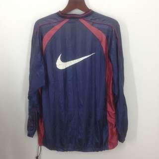 Nike big logo nylon