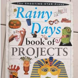 🚚 Rainy Days Book of Projects