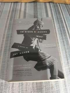 PRELOVED-JAY ASHER's 13 REASONS WHY